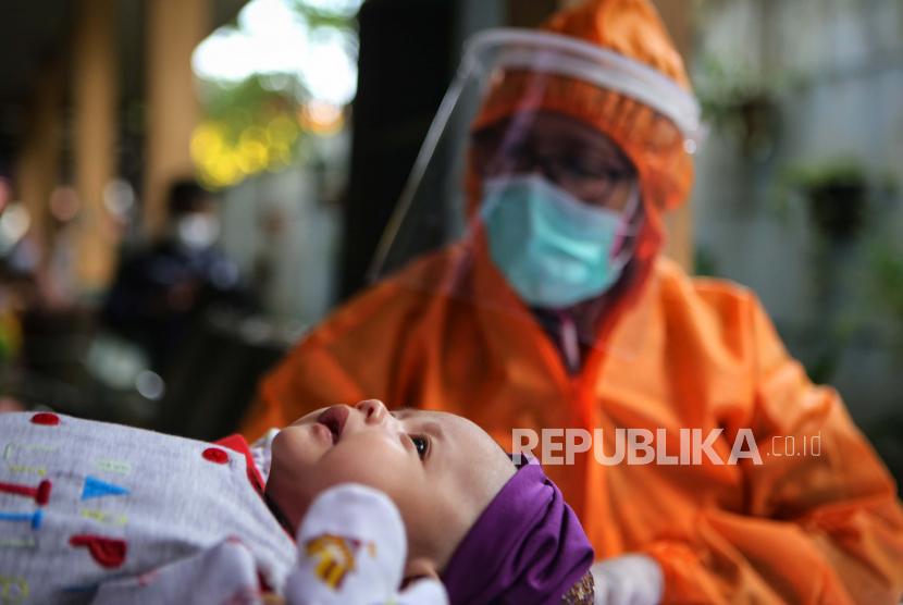 Dokter: Penting bagi Anak Dapat Imunisasi Sesuai J