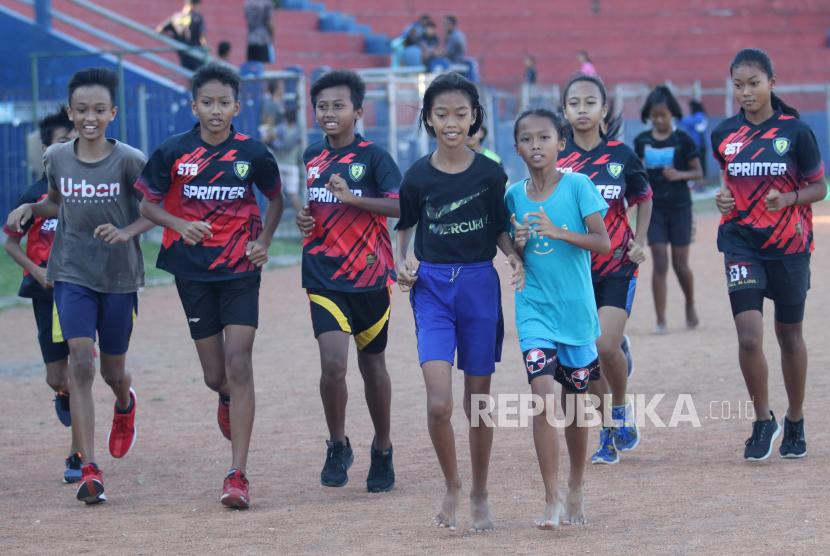 Menpora Akui Kurangnya Pembinaan Atlet Sejak Dini (ilustrasi).