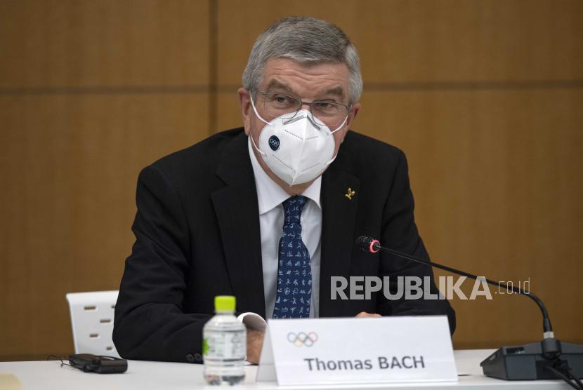 Presiden IOC Pastikan Olimpiade Tetap Digelar 23 Juli 2021 ...