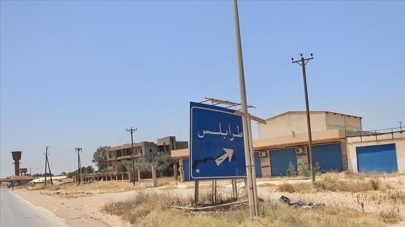 Tentara Libya pada Rabu (14/4) mengatakan dua pesawat Mesir yang mendarat di Bandara Internasional Sabha, selatan Libya membawa senjata