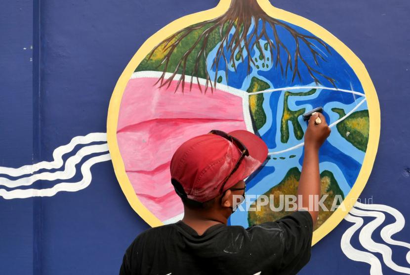 Budayawan Mojokerto Diminta Terapkan Gas & Rem Hadapi Covid (ilustrasi).