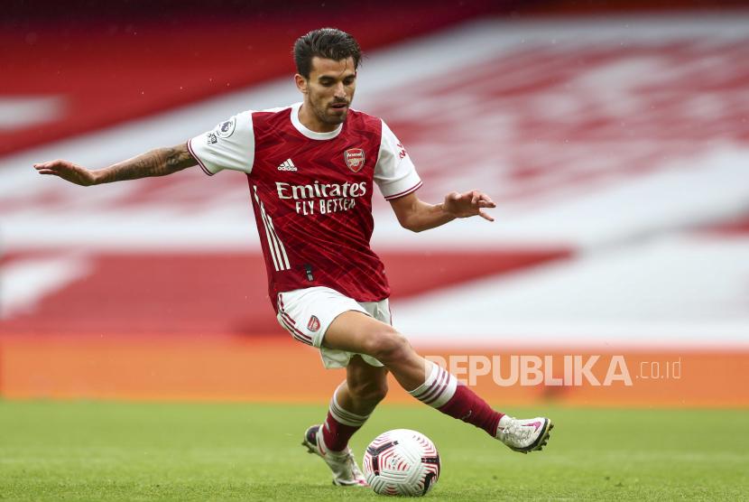 Ceballos: Pertikaian Buktikan Karakter Arsenal