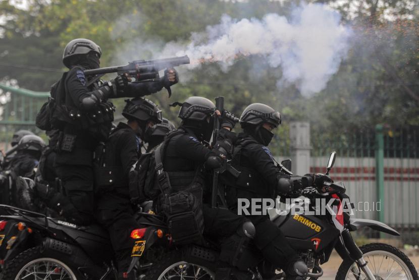 ST Kapolri: Media Dilarang Siarkan Arogansi/Kekerasan Polisi