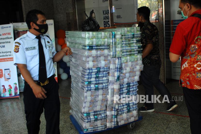 BI Kediri Siapkan Rp 2,76 Triliun untuk Kebutuhan Lebaran (ilustrasi).