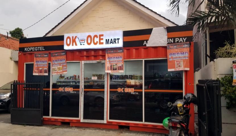 UMKM Dihantui Corona, OK OCE Berikan Pendampingan. (FOTO: Muhamad Ihsan)