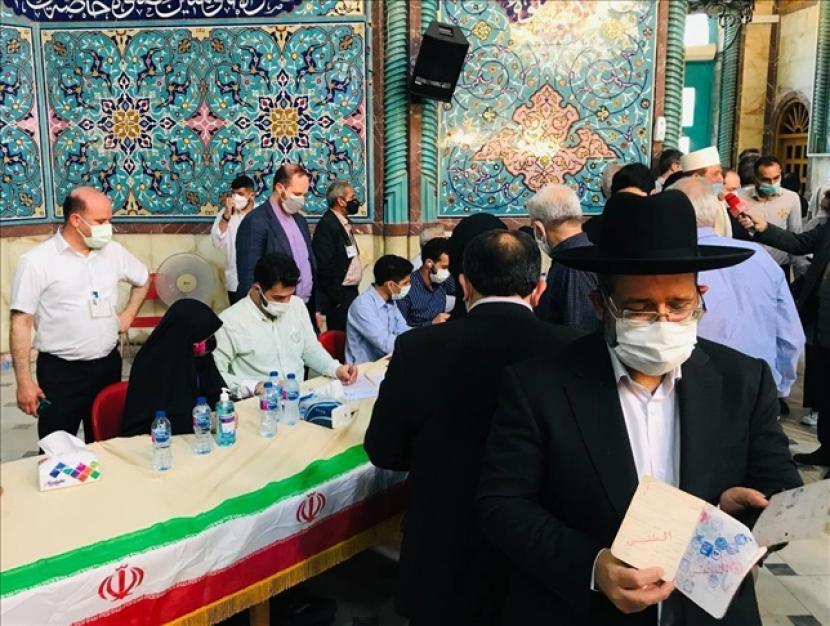 Empat kandidat presiden memperebutkan suara rakyat Iran - Anadolu Agency