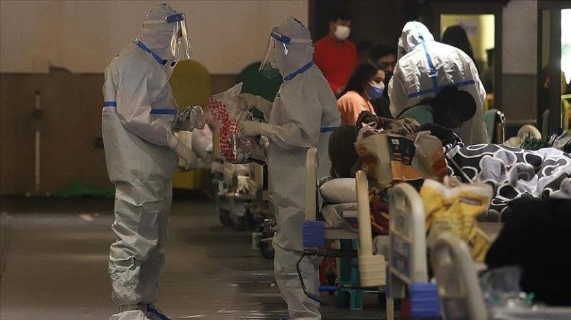 Kasus korban tewas akibat virus corona di Kolombia mencapai 95.192 dengan 577 kasus kematian dalam 24 jam terakhir.