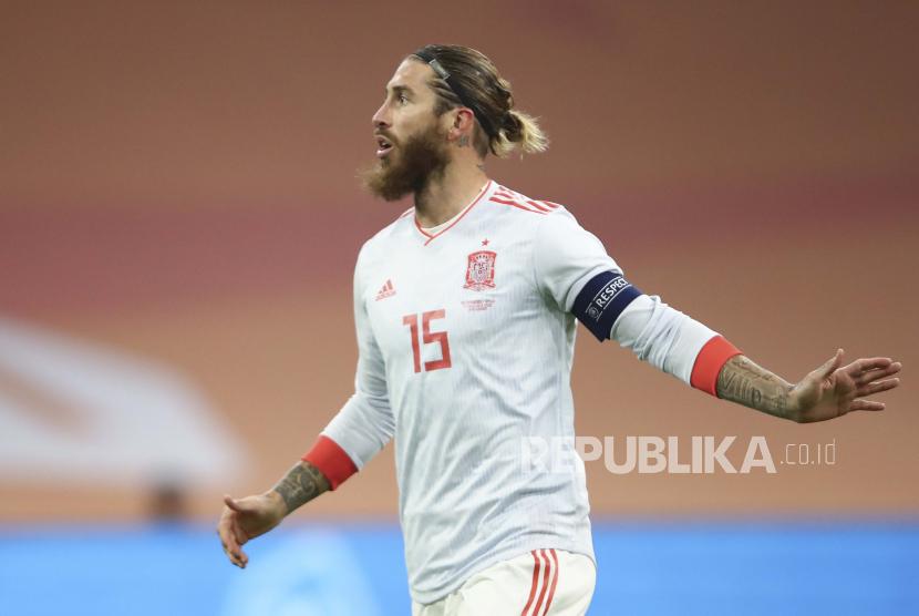 Ramos Cedera, Berikut Tiga Nama Calon Kapten Madrid