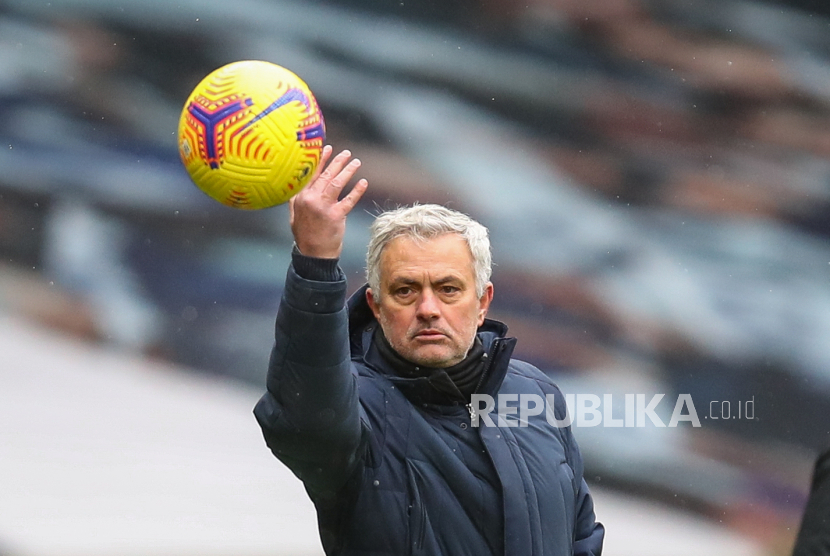 Jose Mourinho Yakin Son Heung-min Perpanjang Kontrak