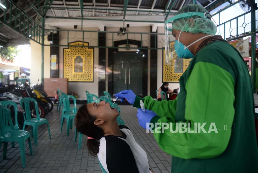 Kabupaten Sukabumi, Jawa Barat, mencatat tiga kasus baru Covid-19.