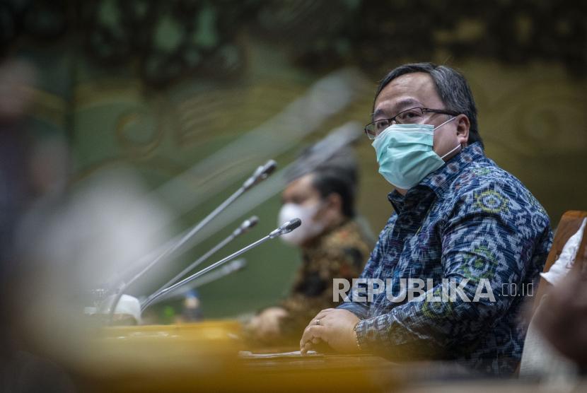 Menristek/Kepala BRIN Bambang Brodjonegoro.