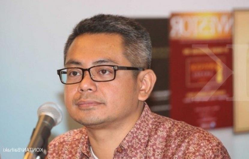 Prama Nugrah, Direktur Panin Sekuritas Tbk. (Foto: Kontan/istimewa).