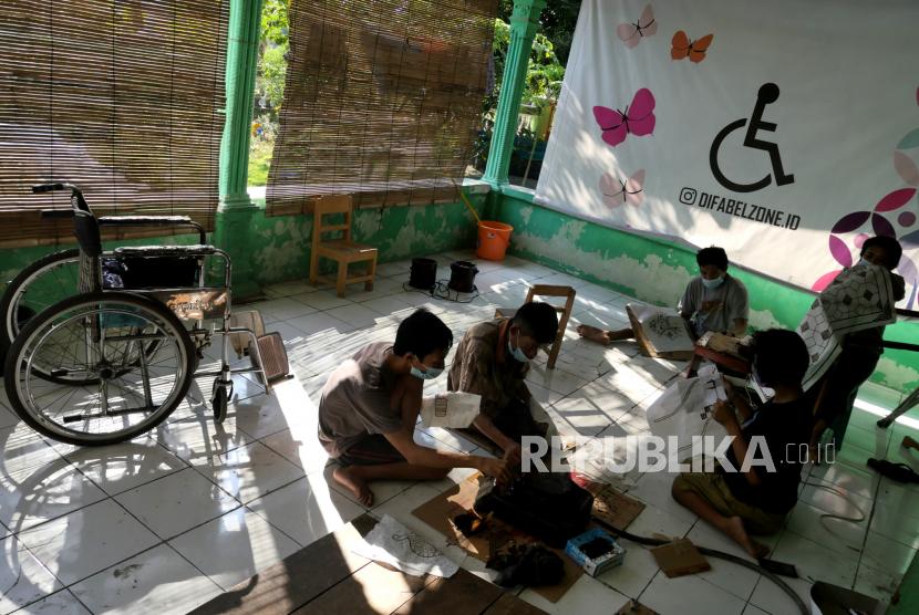 Penyandang Disabilitas di Jatim tak Berhenti Berkarya (ilustrasi).