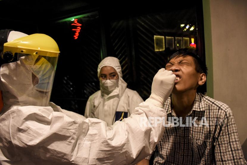 Pemkab Purbalingga Wajibkan Tes Antigen bagi Pendatang (ilustrasi).