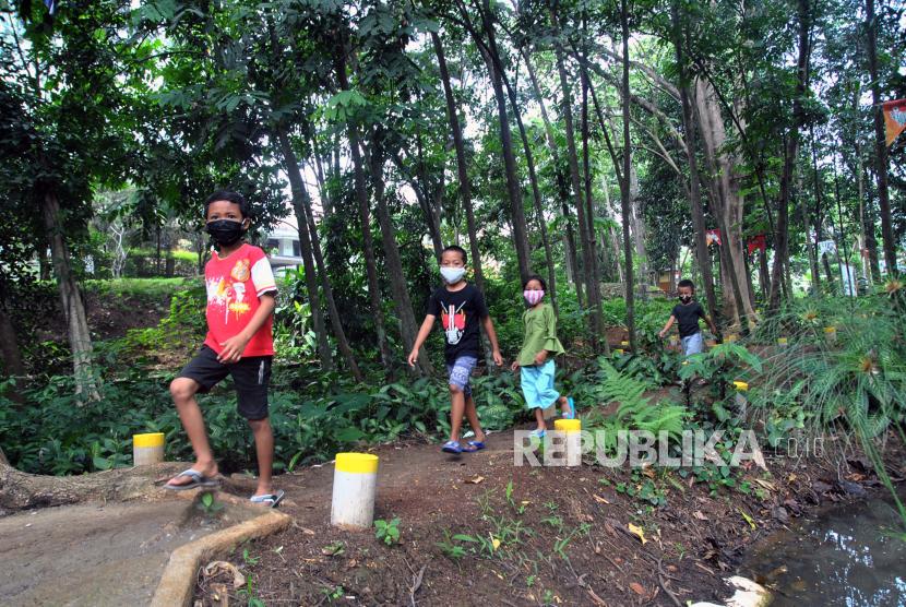Pemkab Bogor Bangun Hutan Kota di Pondok Rajeg (ilustrasi).