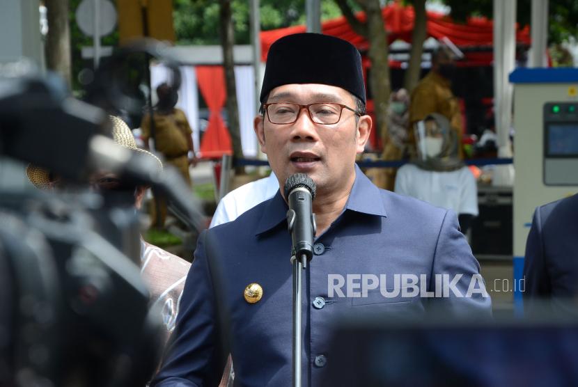 Gubernur Jawa Barat Ridwan Kamil mengusulkan tiga hal terkait prokes yang digaungkan Pemerintah Pusat. (ilustrasi).