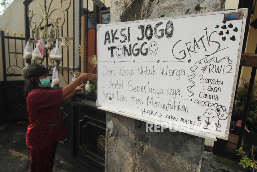 Pemkot Surakarta Optimalkan Satgas Jogo Tonggo Awasi Pemudik (ilustrasi).