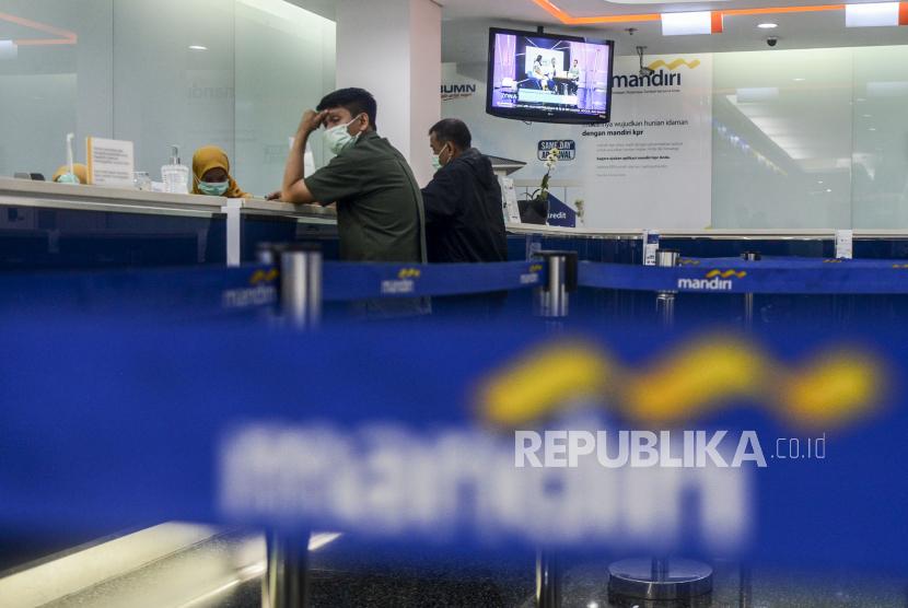 Bank Mandiri Siap Ringankan Cicilan Kredit Umkm Republika Online