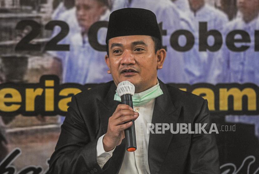 Kepala Dinas Pendidikan Jawa Barat Dedi Supandi