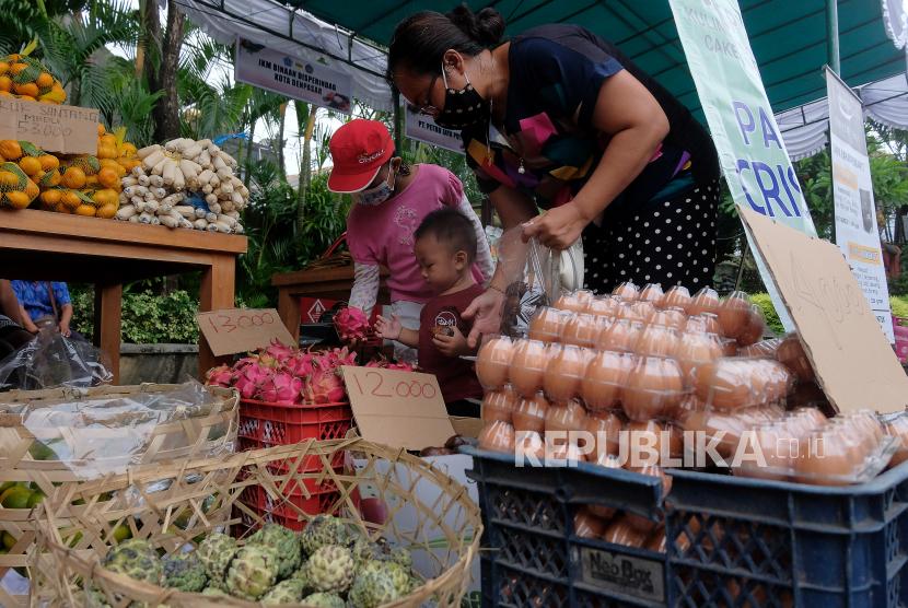 Magetan Gelar Pasar Murah Bahan Pokok Jelang Ramadhan (ilustrasi).