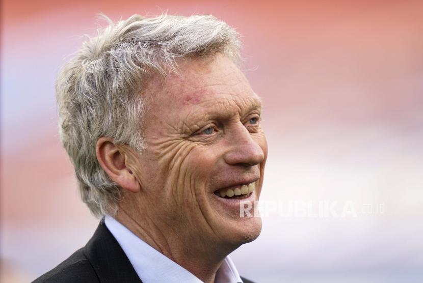 Manajer West Ham David Moyes