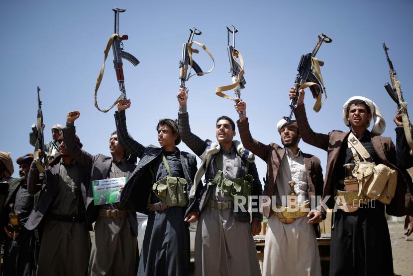 Kelompok pemberontak Houthi Yaman
