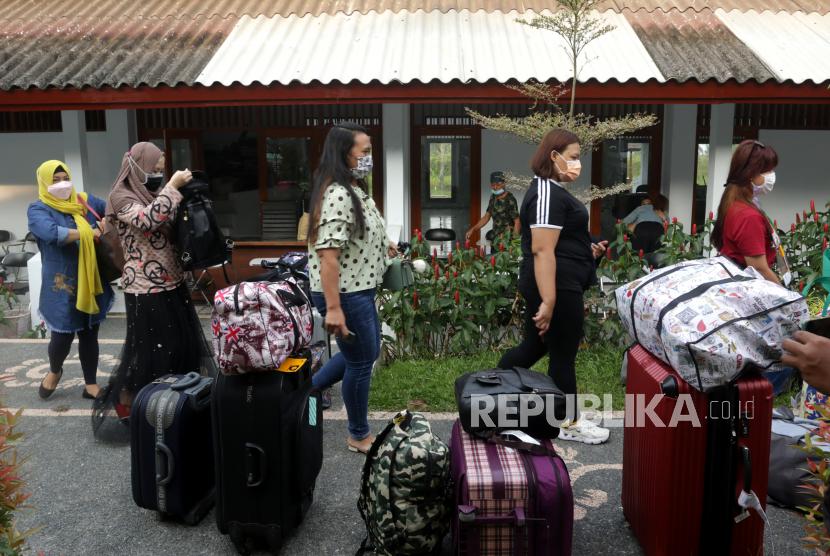 Pemkab Jemput 69 Pekerja Migran Asal Pamekasan di Surabaya (ilustrasi).