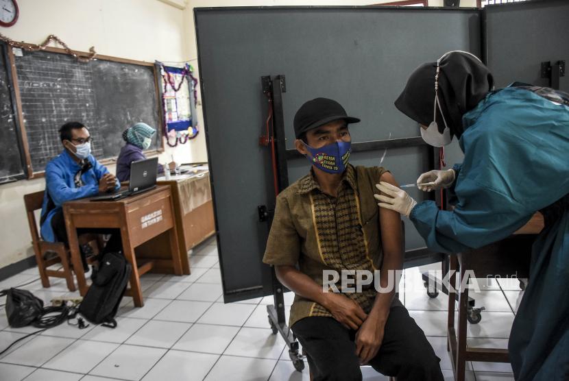 Bangkalan Percepat Vaksinasi Guru di Tujuh Kecamatan (ilustrasi).