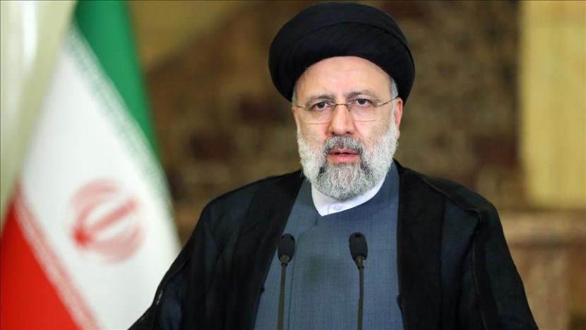 Presiden Iran Ebrahim Raisi, dalam pidato yang direkam sebelumnya di Majelis Umum PBB ke-76 pada Selasa (21/9), mengatakan