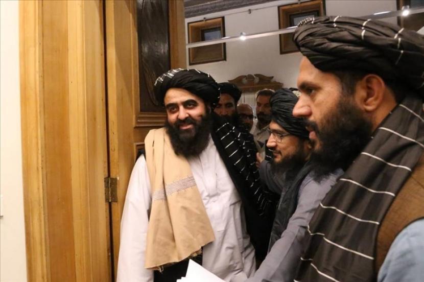 Taliban mengirim surat untuk meminta agar bisa menghadiri pertemuan Majelis Umum PBB.