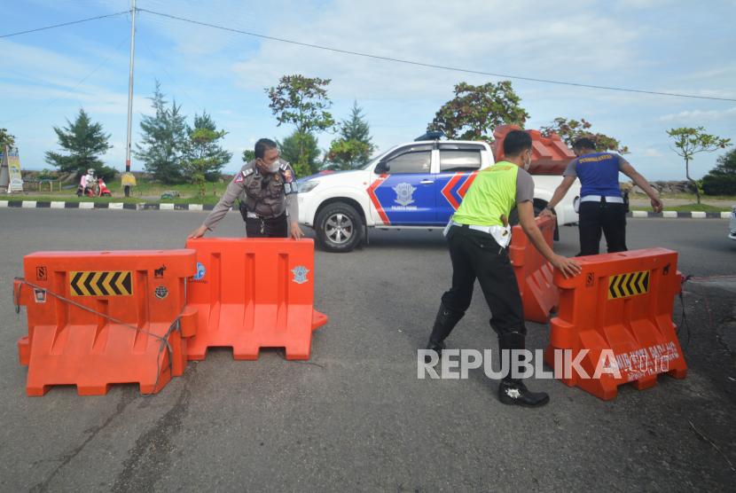Padang Panjang Masih Terus Gencarkan Operasi Prokes (ilustrasi).