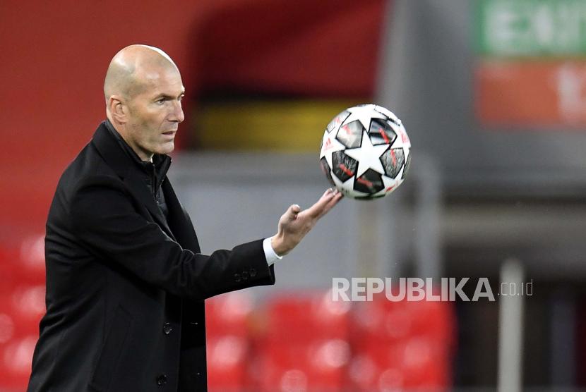 Zidane: Madrid ke Semifinal Bukan karena Keajaiban | Republika Online
