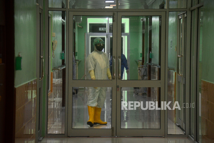 Banda Aceh Rehab Ruang Rawat Inap Covid 19 Dua Rs Republika Online