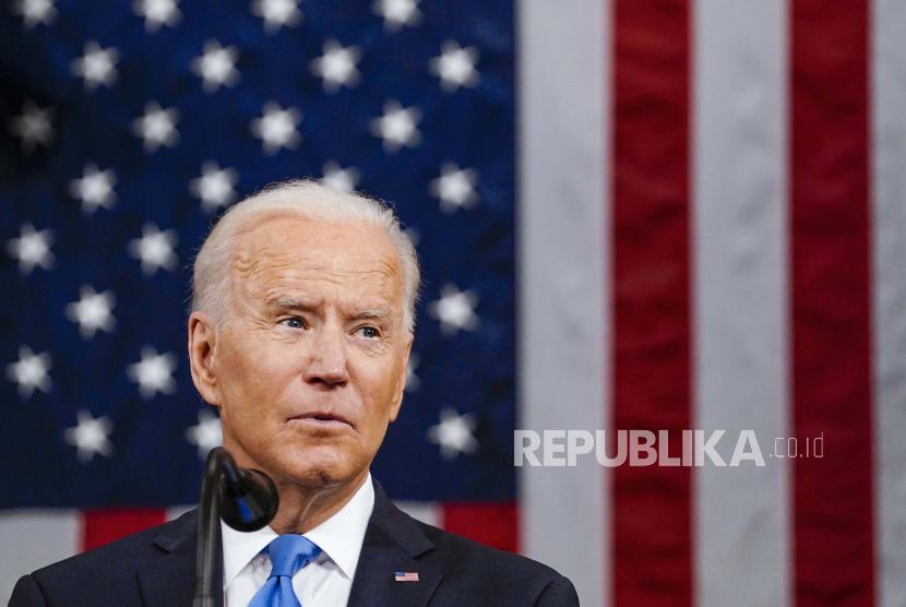 Presiden Amerika Serikat Joe Biden