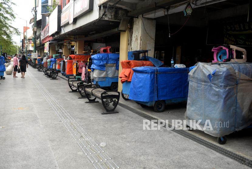 DPRD DIY Dukung Sultan HB X Terapkan Lockdown Total (ilustrasi).