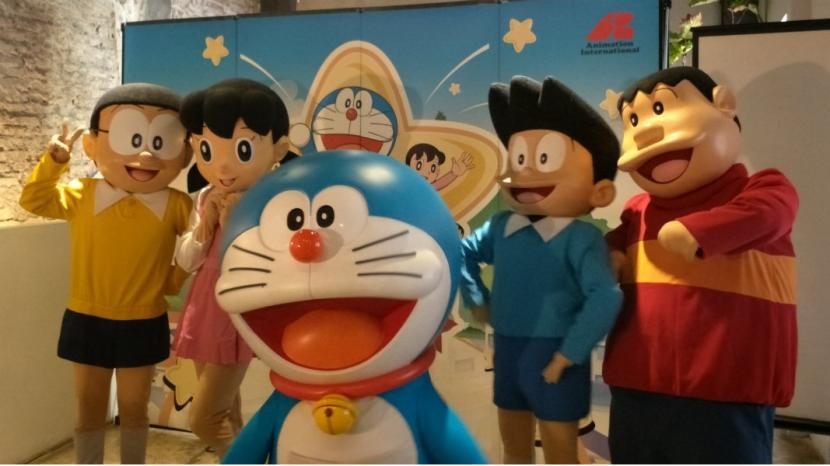 Stand By Me Doraemon Rangkuman Kisah Dalam Satu Film Republika Online