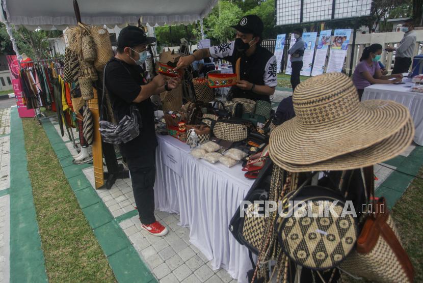Polres Sukabumi Bantu Promosi Produk UMKM Karya Putra Daerah (ilustrasi).