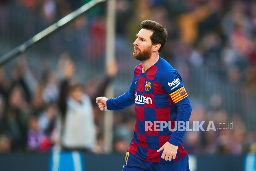 Moratti Yakin Suning Mampu Datangkan Messi ke Inter