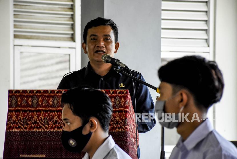 Kepala Dinas Pendidikan Provinsi Jawa Barat Dedi Supandi