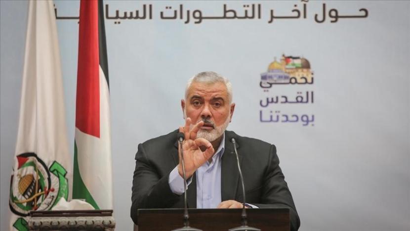 Kepala biro politik Hamas Palestina Ismail Haniyeh menyurati Presiden Republik Indonesia Joko Widodo untuk meminta perhatian mengenai serangan Israel ke Masjid al-Aqsa.