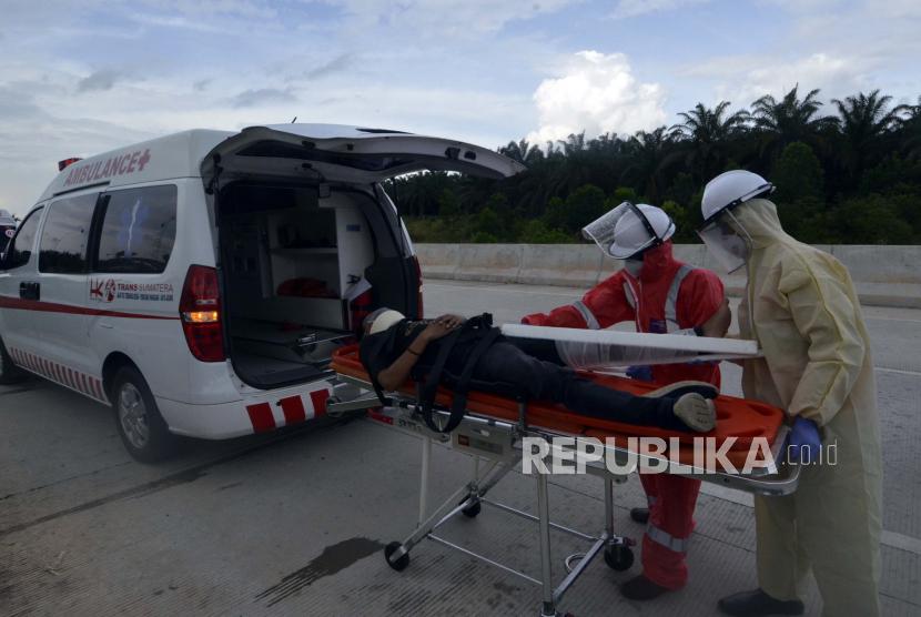 Begini Kronologi Kecelakaan Mobil Hanafi Rais di Tol Cipali
