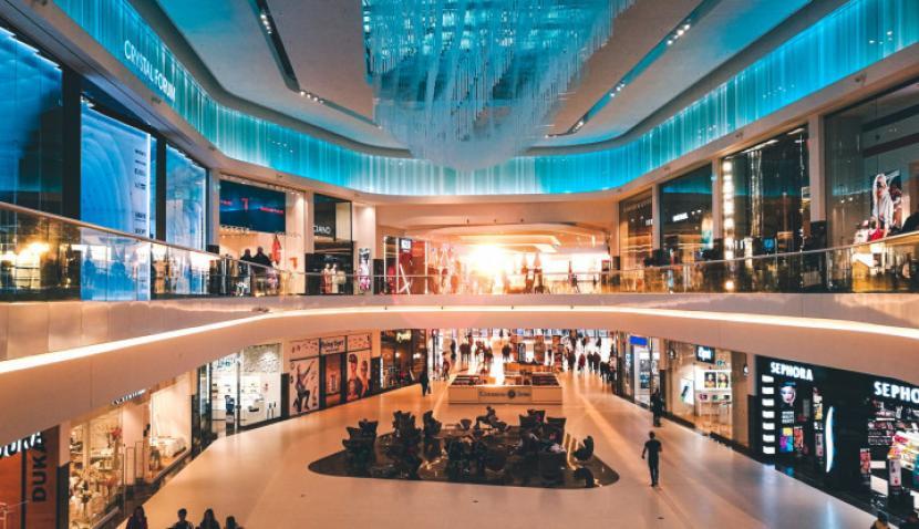 Nasib Mall Belum Jelas, Pengusaha Ritel: Bisnis Sudah Turun   Republika  Online