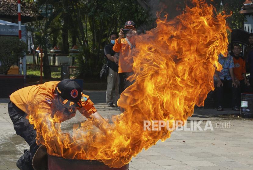 Rutan Pacitan Latih Personel Tanggap Bencana (ilustrasi).