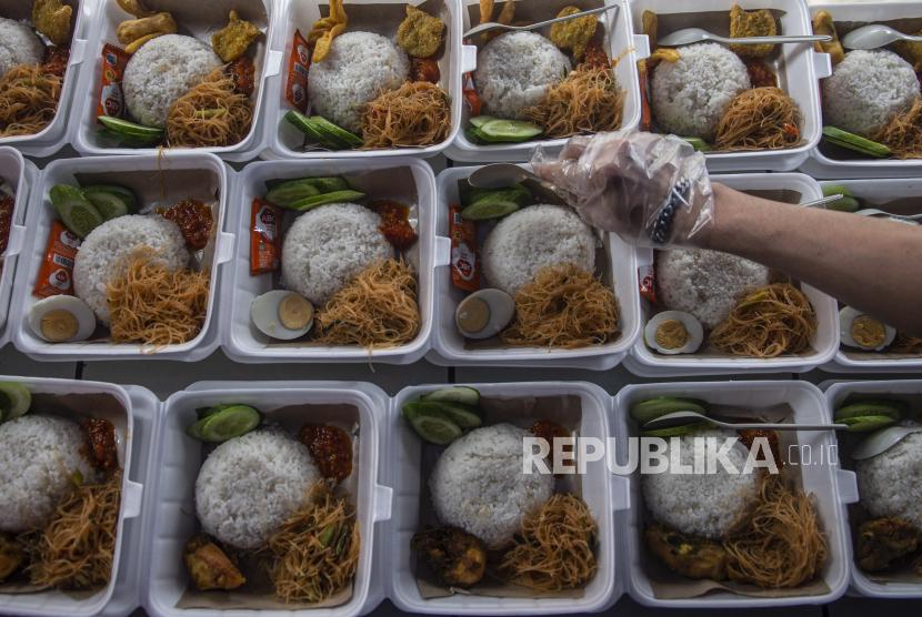 Pemkot Cirebon akan Dirikan Dapur Umum untuk Warga Isoman (ilustrasi).