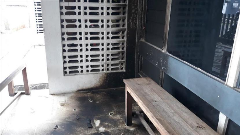 Peristiwa ini teror bagi para pekerja bantuan hukum LBH Yogya dan seluruh Indonesia.