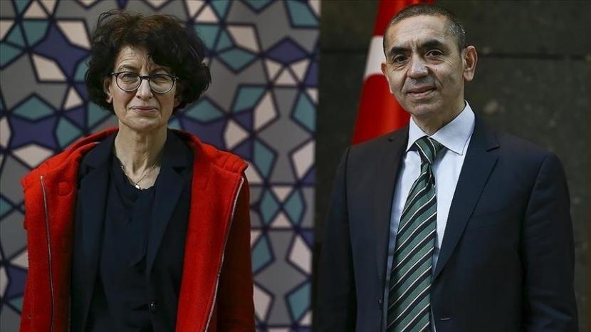 llmuwan Turki yang tinggal di Jerman Ugur Sahin dinobatkan sebagai Man of the Year.