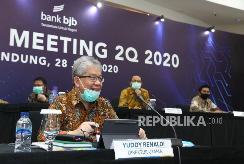 Kinerja Bank BJB Tumbuh di Triwulan II-2020 | Republika Online