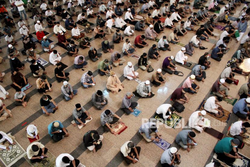 Pemkab Harap Takmir Masjid Bentuk Satgas Protokol Kesehatan (ilustrasi).