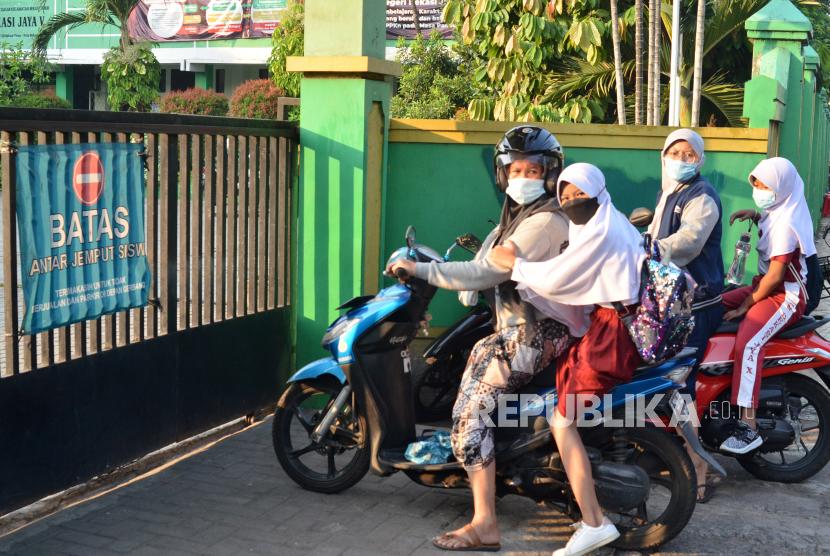 36 SD di Kota Madiun Siap Gelar PTM Terbatas (ilustrasi).