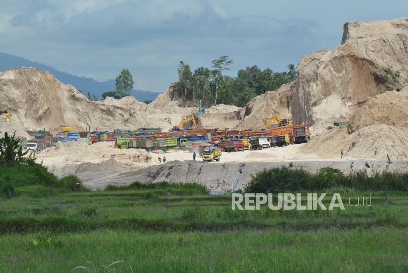 Pemkab Kediri Mulai Petakan Amdal Pembangunan Jalan Tol (ilustrasi).